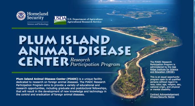 plum island – The Pandora Report
